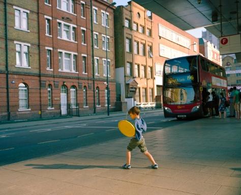 Via Vauxhall, London - 2013/2014