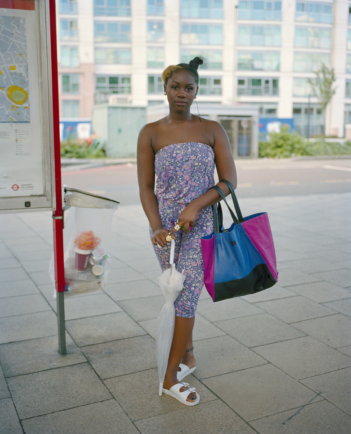 Via Vauxhall, London - 2013/2014