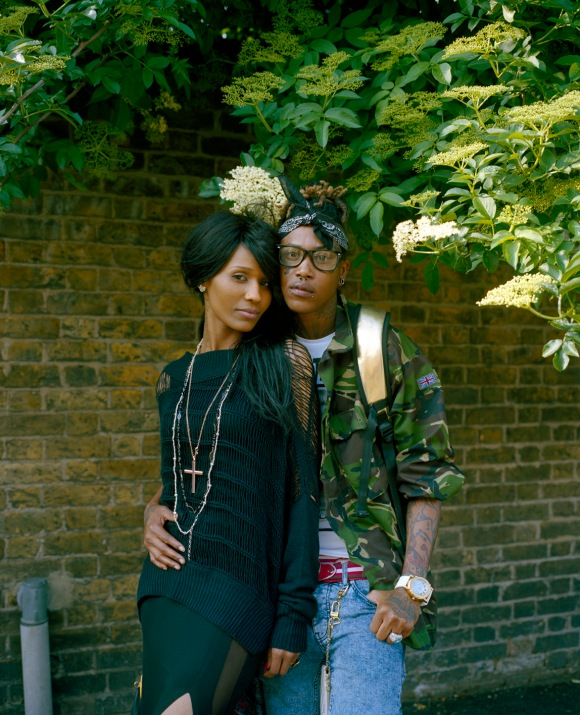 Couple, Peckham - 2013