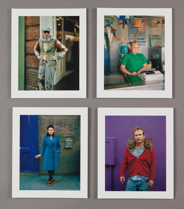 Niall McDiarmid | British Portraits Exhibition – Print Sales Fundraising
