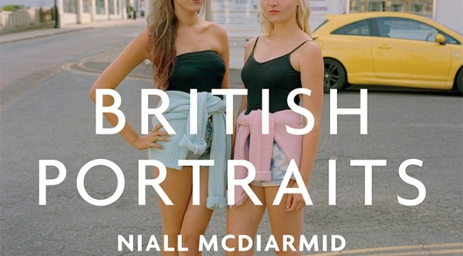 Niall McDiarmid – British Portraits Exhibition – Oriel Colwyn, North Wales