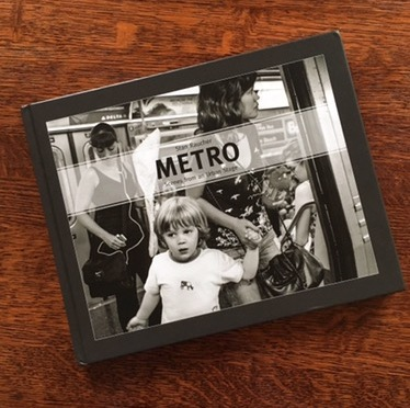 Photo Book Giveaway – Metro by Stan Raucher