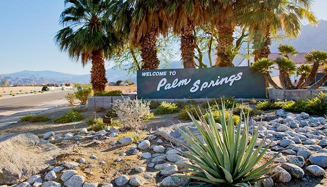 Book Review: Palm Springs: The Good Life Goes On by Nancy Baron