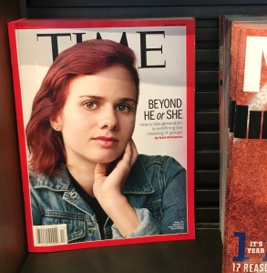 Benbow-TIME Mag Bookstore shelf
