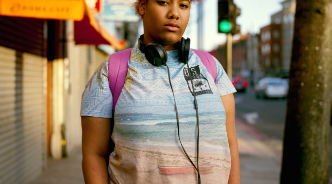 Here and Now: Street Portraits of Londoners by Niall McDiarmid