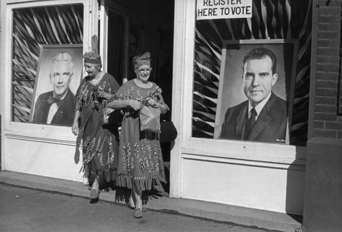 Henri Cartier-Bresson – Greenfield, Indiana, 1960