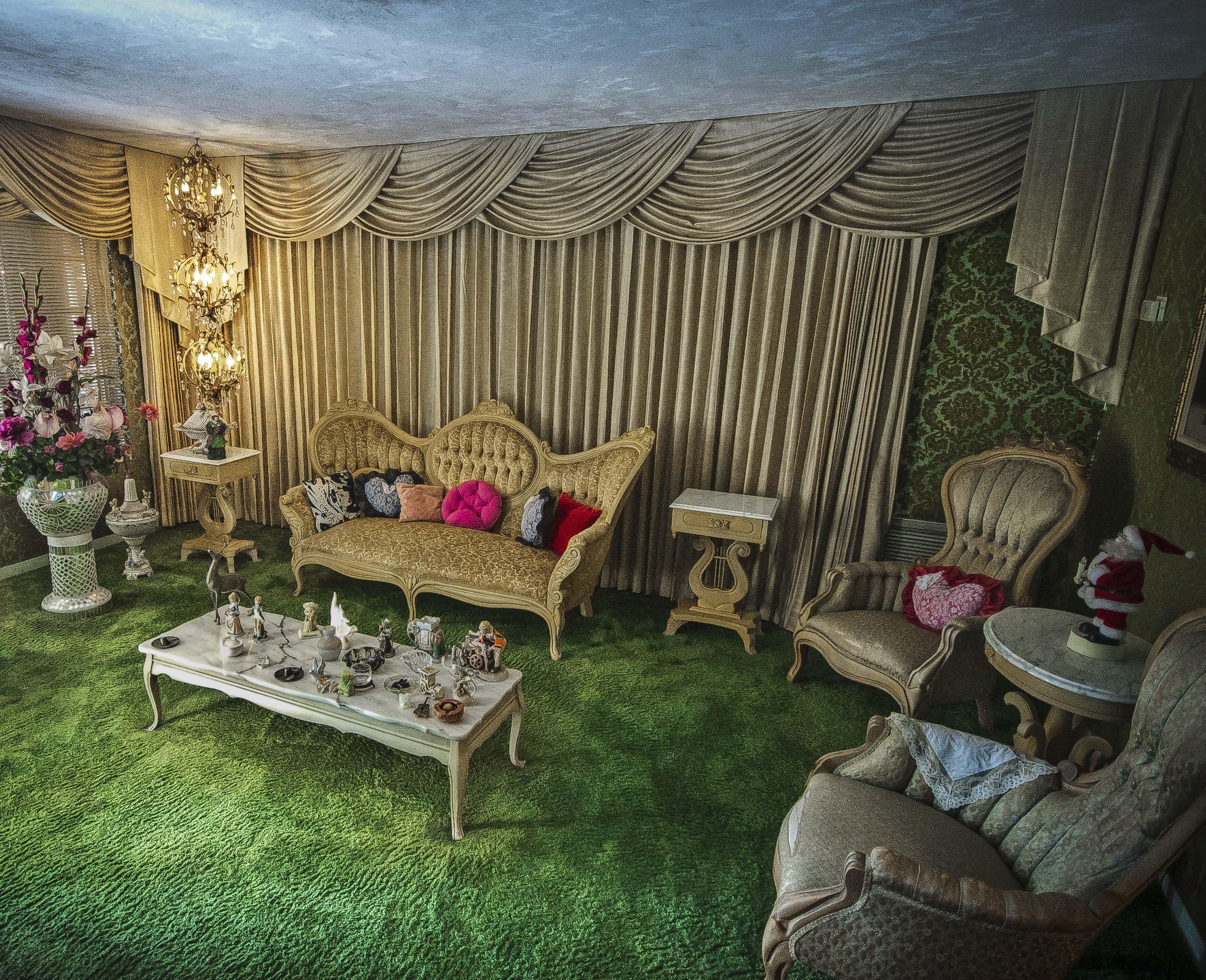 Julios House Living Room