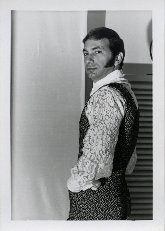 Julios House Studio portrait 1971