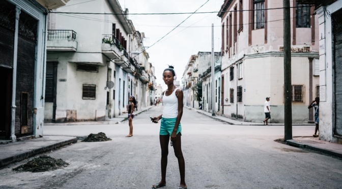 Havana Youth by Greg Kahn