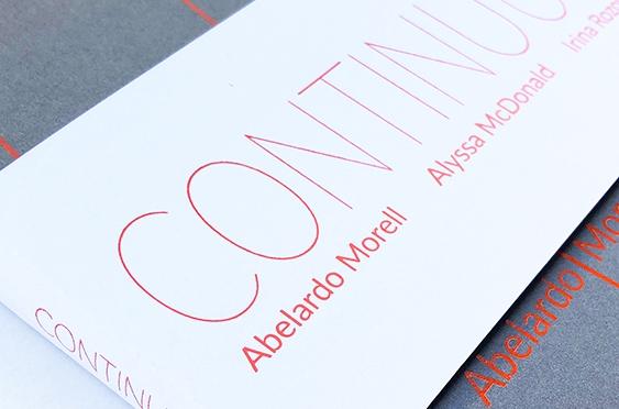 Continuum – A Photography Book by Abelardo Morell, Alyssa McDonald and Irina Rozovsky